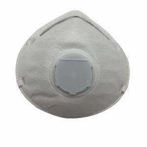FFP2 Atemschutzmaske N95 Kegelförmige Gesichtsmaske Staubmasken Typen für die Industrie
