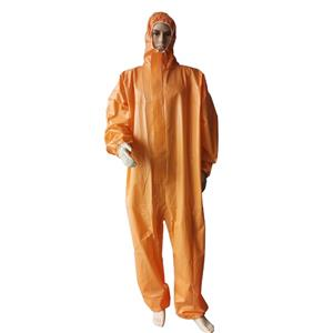 Waterproof Disposable Coverall With Hood Cleanroom Coverall Esd Clean Room Clothing