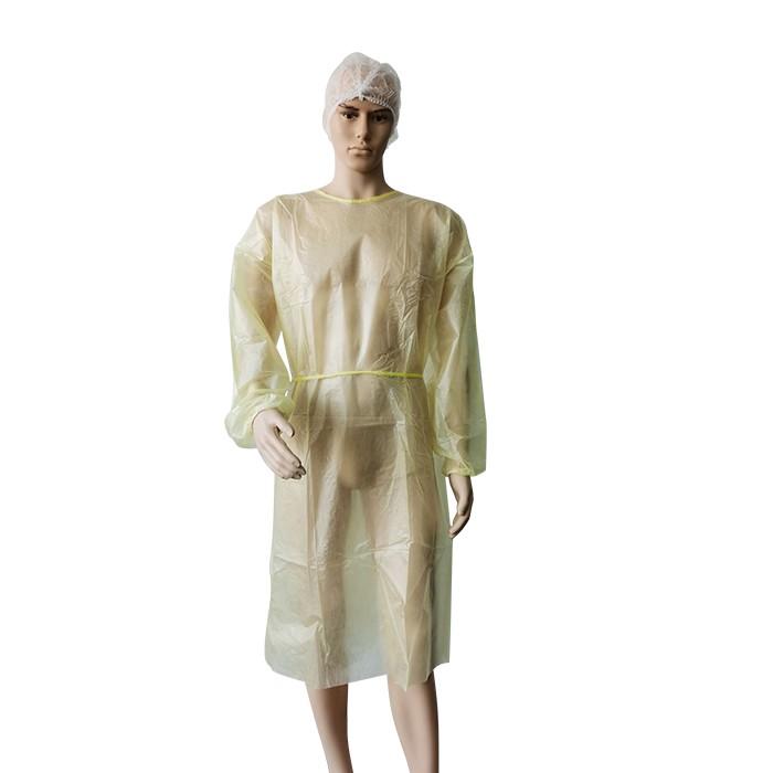 Kaufen CE-zertifiziertes PE-laminiertes undurchlässiges Isolationskleid Einwegkleider Medical Disposable Nurse Gown;CE-zertifiziertes PE-laminiertes undurchlässiges Isolationskleid Einwegkleider Medical Disposable Nurse Gown Preis;CE-zertifiziertes PE-laminiertes undurchlässiges Isolationskleid Einwegkleider Medical Disposable Nurse Gown Marken;CE-zertifiziertes PE-laminiertes undurchlässiges Isolationskleid Einwegkleider Medical Disposable Nurse Gown Hersteller;CE-zertifiziertes PE-laminiertes undurchlässiges Isolationskleid Einwegkleider Medical Disposable Nurse Gown Zitat;CE-zertifiziertes PE-laminiertes undurchlässiges Isolationskleid Einwegkleider Medical Disposable Nurse Gown Unternehmen