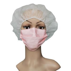 Spunlace Mundschutzmaske Chirurgische Gesichtsmaske Einweg-Gesichtsmaske mit Ohrschlaufe