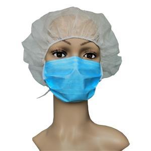 Xiantao Exporter TYP IIR Krankenhausmaske 3-fach chirurgische Einweg-Gesichtsmaske ohne Beschlag Anti-Fog-Maske