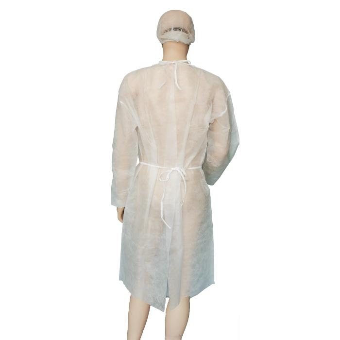 medizinisches Isolationskleid