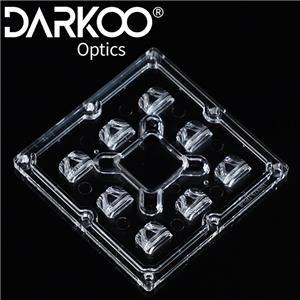 5050 150 * 75度LED透镜