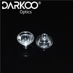 Lente de cámara infrarroja de 17 mm y 10 grados con lente estrecha de soporte
