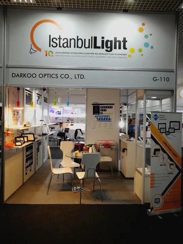 2017土耳其伊斯坦布尔照明展览会