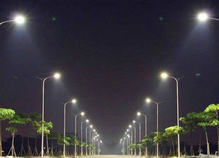 Aplicaciones de lentes de luz para exteriores