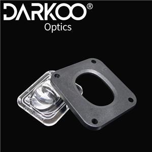 3535 150 * 80°硅胶透镜LED透镜供应商