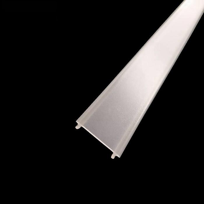 Lentille d'extrusion menée asymétrique simple de 25mm 18degree avec des lumières