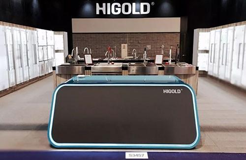Higold op KBIS Show