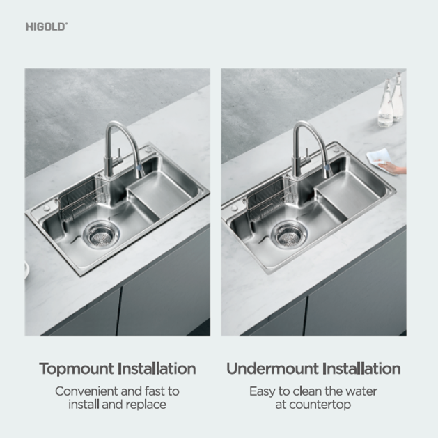 Stainless Steel Pressing Sink