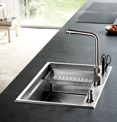HIGOLD Andra Double Bowl Sink,Offer What You Want