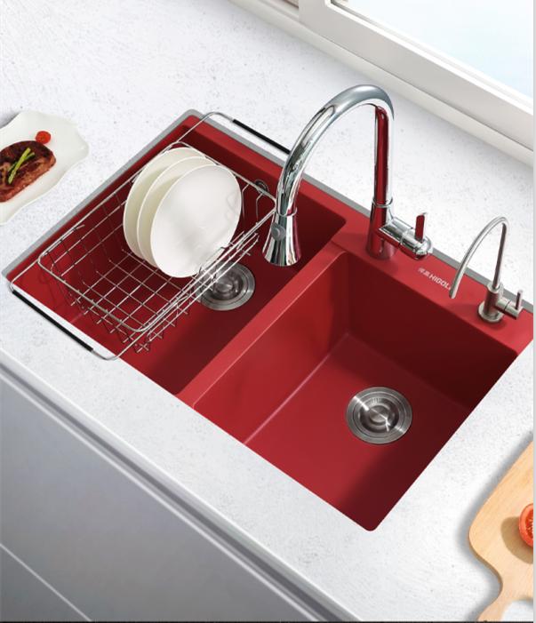 Granite sink