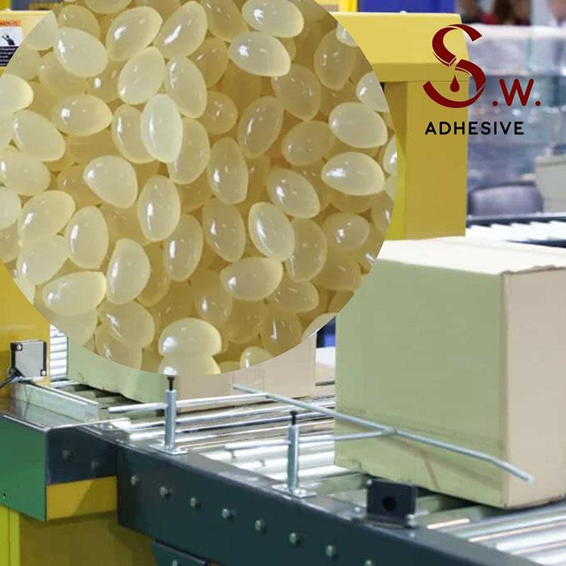 Les adhésifs puissants et innovants de SW Adhesive excellent dans chaque partie de la chaîne de l'industrie de l'emballage, répondant aux exigences strictes en matière de coût supplémentaire total, de sécurité alimentaire et de finition supérieure.
