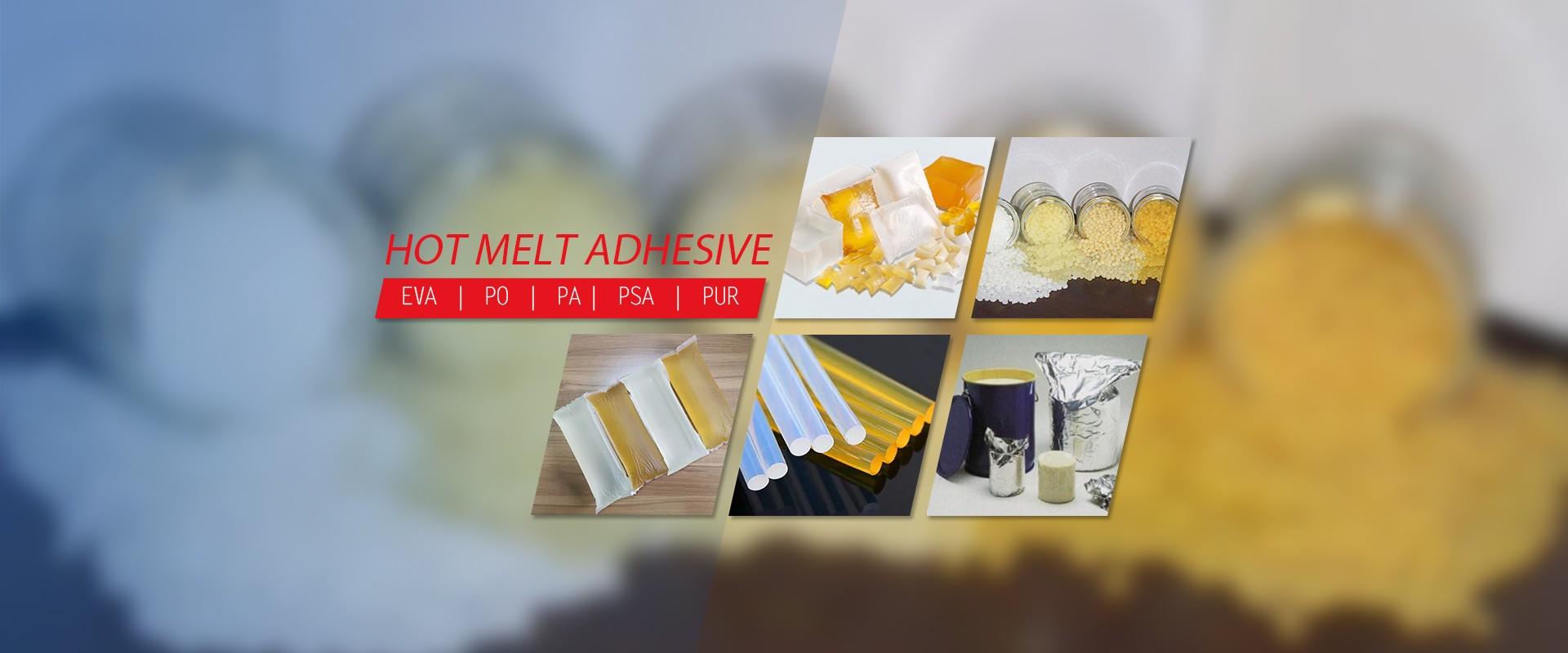 Adhésifs thermofusibles polyuréthane réactifs / PUR