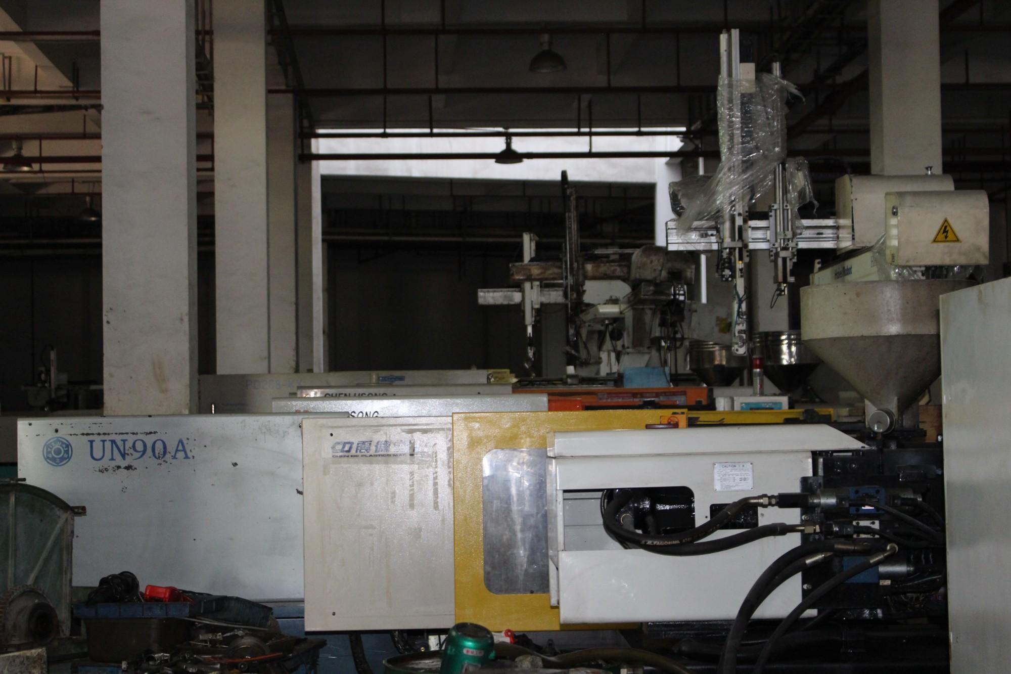 China Injection Machine
