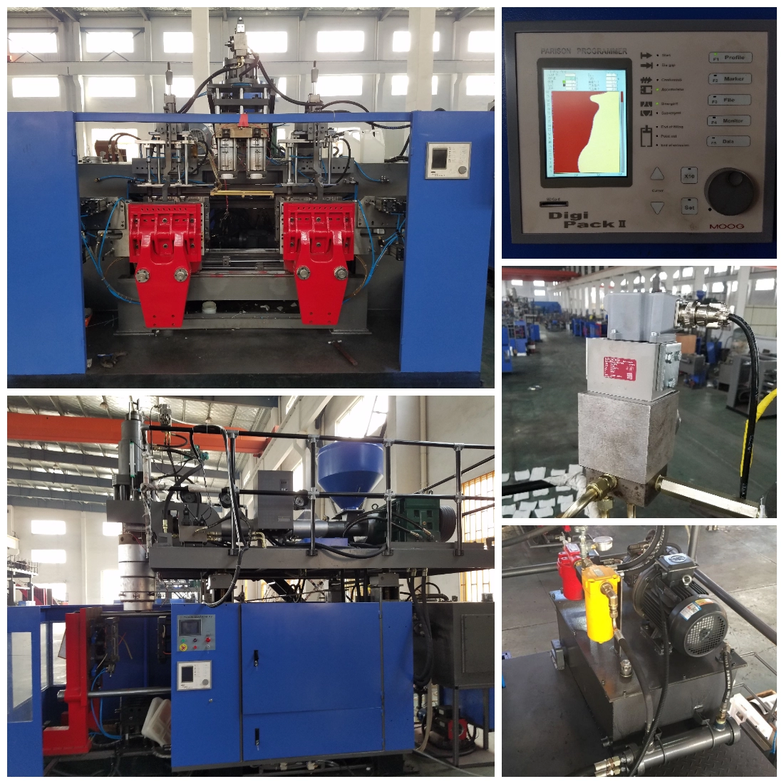 Imported Blow Molding Machine