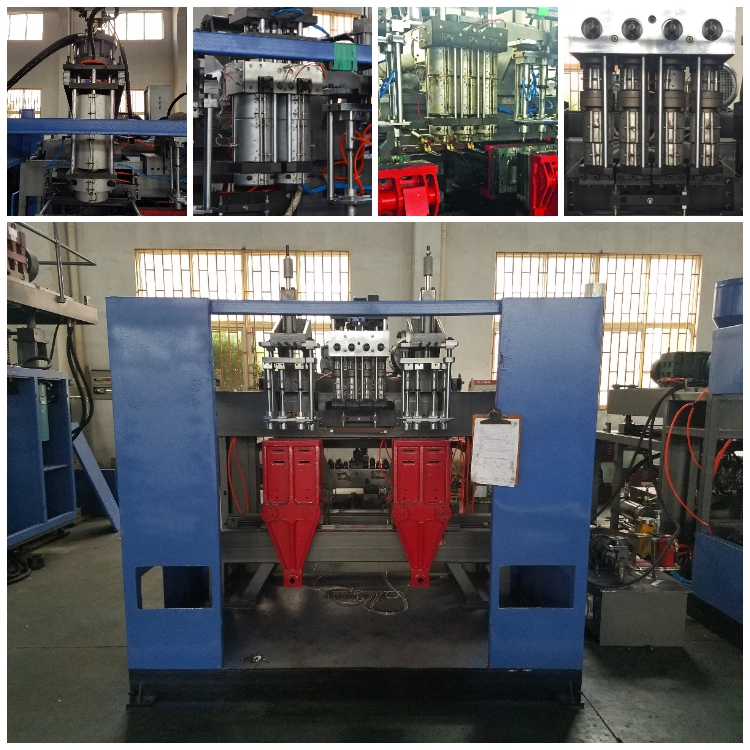 Second Hand Imported Blow Molding Machine