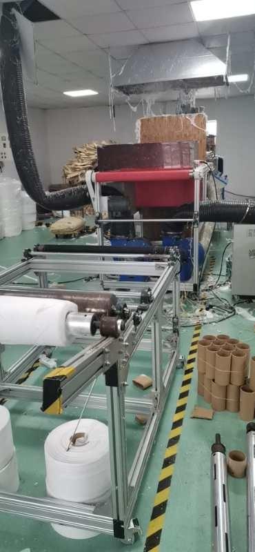 Melt Blowing Mass Production Line