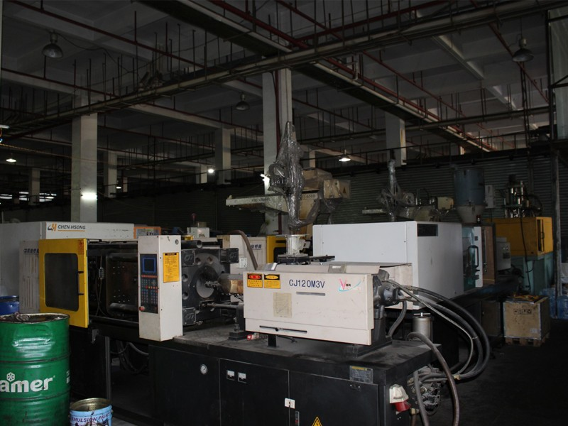 2 Hand Injection Machine