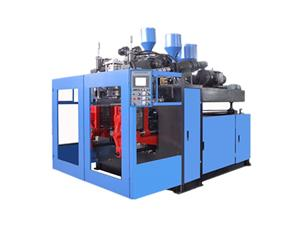 Vertical Blow Molding Machine