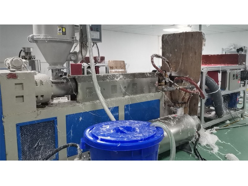Melt Blowing Mass Production Line