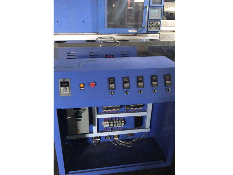 Twin Screw Plastic Extruder
