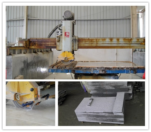 high efficiency Infrared Automatic Bridge Stone Machine For Cutting Marble And Granite