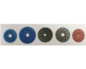 Diamond Grinding Disc For Curve Panels For Edge Grinding And Polishing Machine