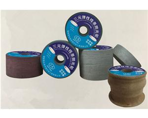 Elastic Line Polishing Wheel For Automation Polishing Equipment Stone Machine