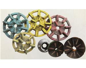 Metal Grinding Disc For Stone Material Surface Coarse Grinding