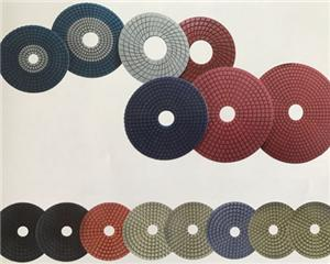 Wet Diamond Polishing Pads For Marble And Granite
