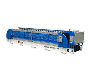 Multi Heads Automatic Continuous Polishing Machine