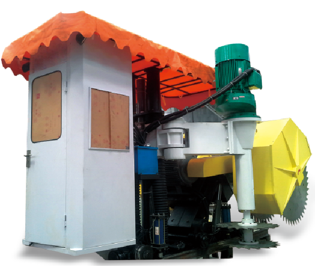 Sandstone Cutting Machinery