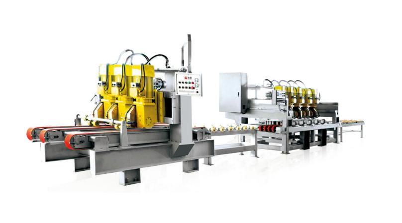 Automatic Multi blades Stone Edge Cutting Machine