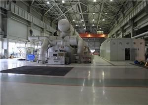 The Steel Structure Main Block Engineering Of 2*660MW Supercritical Thermal Power Machine Set