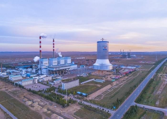 2*350MW Heat Supply Unit's Cooling Tower Steel Structure Project Manufacturers, 2*350MW Heat Supply Unit's Cooling Tower Steel Structure Project Factory, Supply 2*350MW Heat Supply Unit's Cooling Tower Steel Structure Project