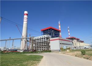 Steel Structure Thermal Power Plant Expansion Project