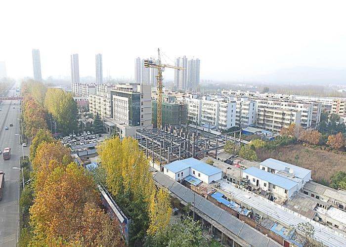 Innovation And Enterpreneurship Public Service Center Modern Steel Structure Project