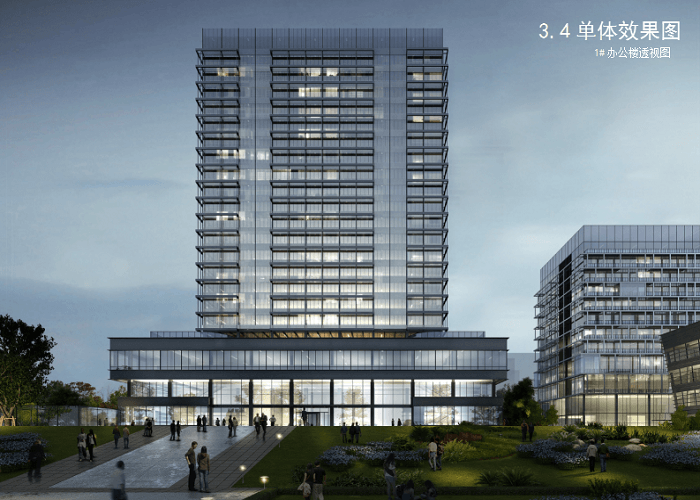 Heavy Steel Frame Construction Building Project In Economic And Technological Development Zone