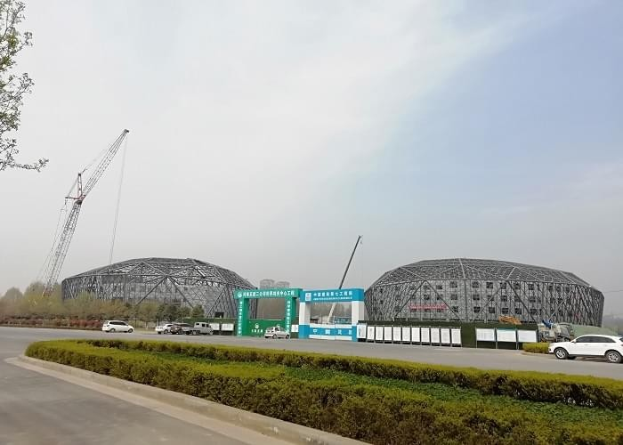 World Kungfu Center Steel Structure Project Manufacturers, World Kungfu Center Steel Structure Project Factory, Supply World Kungfu Center Steel Structure Project