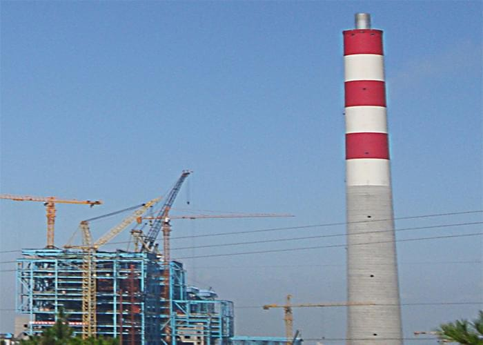 2*660MW Ultra-supercritical Steel Structure Chimney Engineering Manufacturers, 2*660MW Ultra-supercritical Steel Structure Chimney Engineering Factory, Supply 2*660MW Ultra-supercritical Steel Structure Chimney Engineering