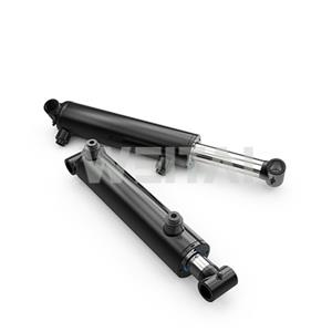 Cilindro hidráulico de tubo transversal soldado 1,5