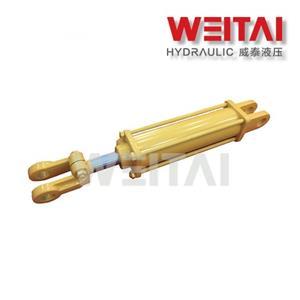 Cilindro hidráulico de barra de direção 2500PSI 3,5