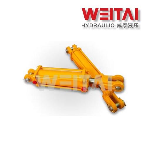 Cilindro hidráulico de barra de direção 2500PSI 3