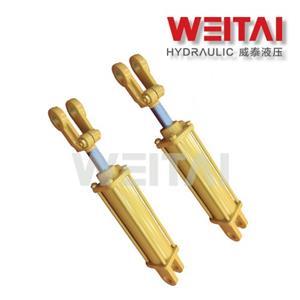 Cilindro Duplo Cilindro Hidráulico de Tirante 3000PSI 5
