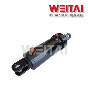 Cilindro hidráulico da manilha fêmea ajustável soldada 3