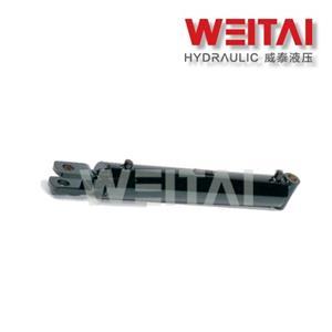 Cilindro hidráulico da manilha fêmea ajustável soldada 3,5