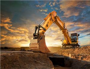 Cinco falhas comuns de escavadeira hidráulica causadas por dispositivo de deslocamento