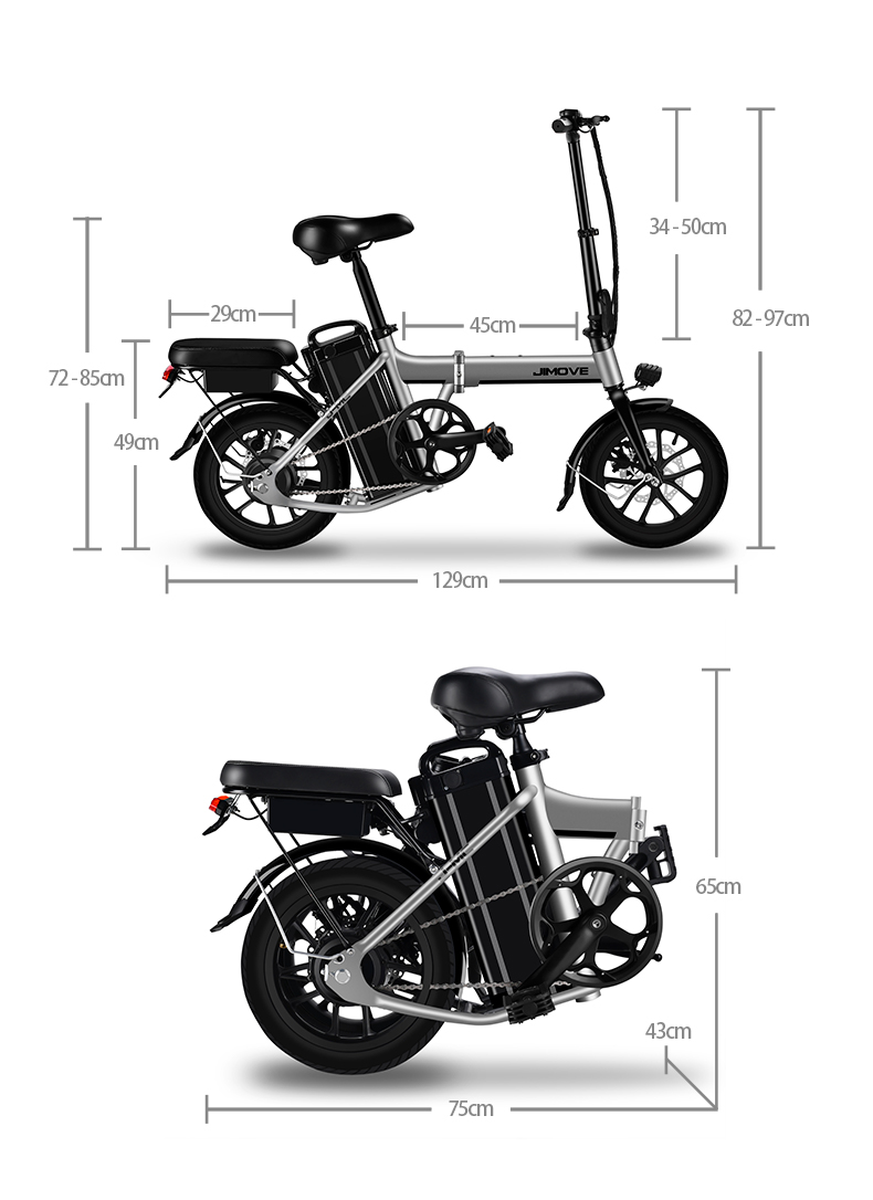 EN15194 approved Folding E Bike