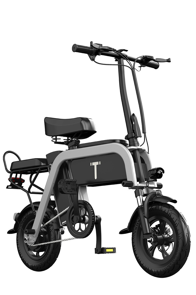 12 Inch Parent-child Electric Bike 48v 400w Lithium Battery E Bike Carbon Steel Frame 2 Seat Electric Bicycle Manufacturers, 12 Inch Parent-child Electric Bike 48v 400w Lithium Battery E Bike Carbon Steel Frame 2 Seat Electric Bicycle Factory, Supply 12 Inch Parent-child Electric Bike 48v 400w Lithium Battery E Bike Carbon Steel Frame 2 Seat Electric Bicycle